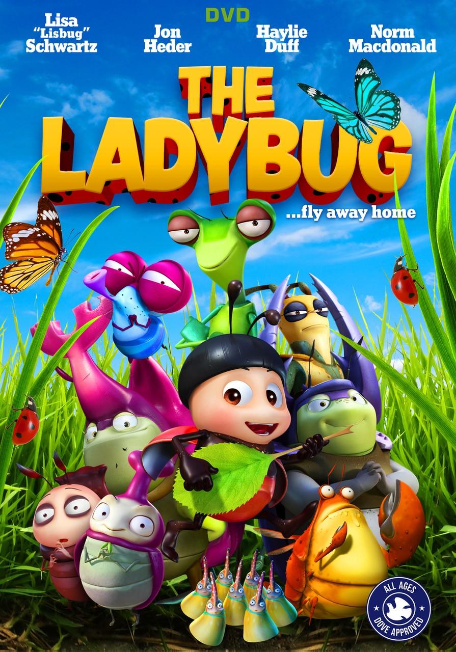 The Ladybug kapak