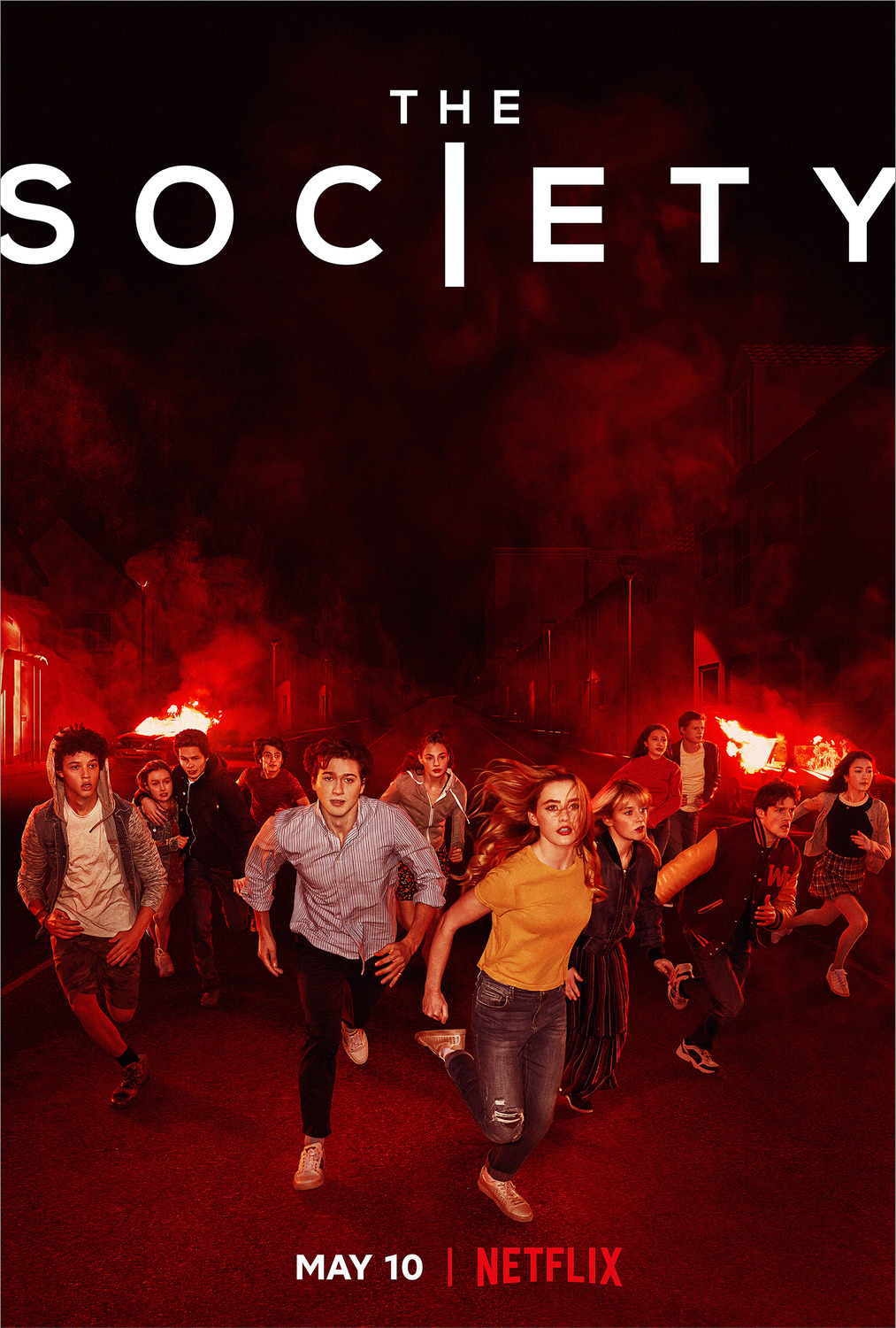 The Society kapak