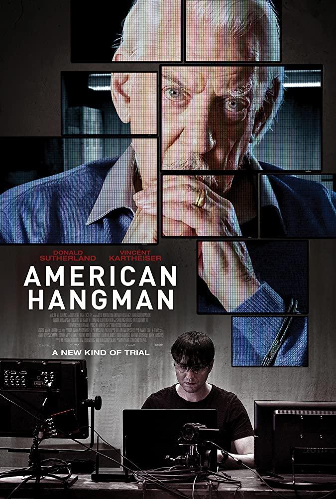 American Hangman kapak