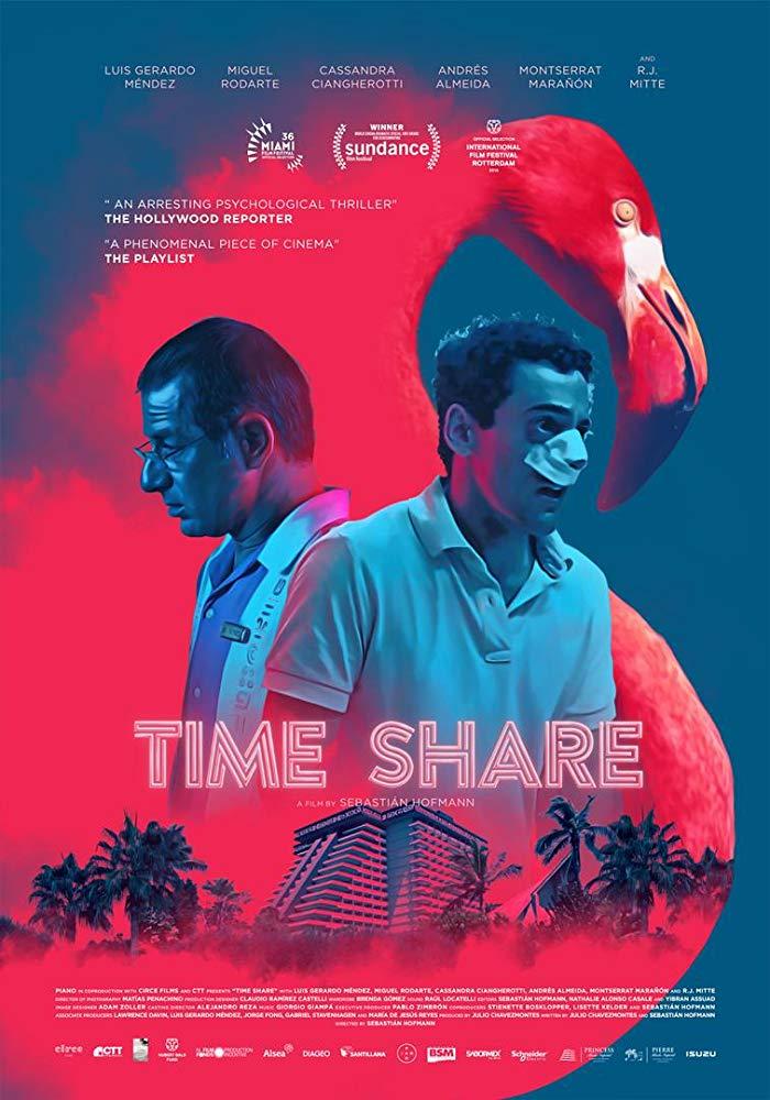 Time Share kapak