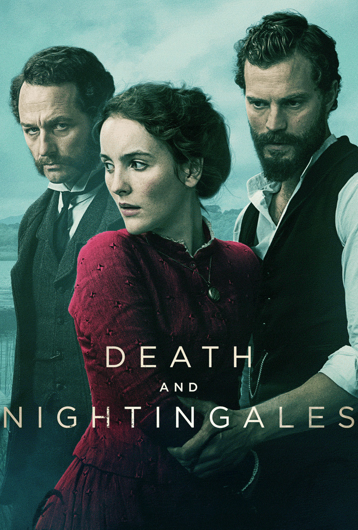 Death and Nightingales kapak