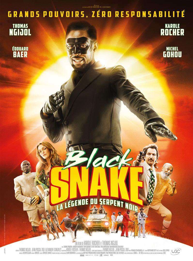 Black Snake, la légende du serpent noir kapak