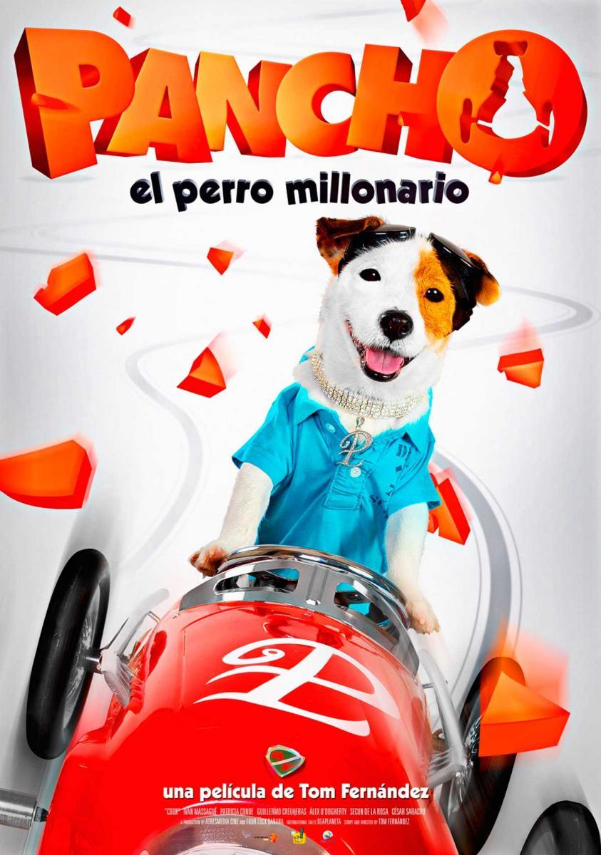 Millionaire Dog kapak