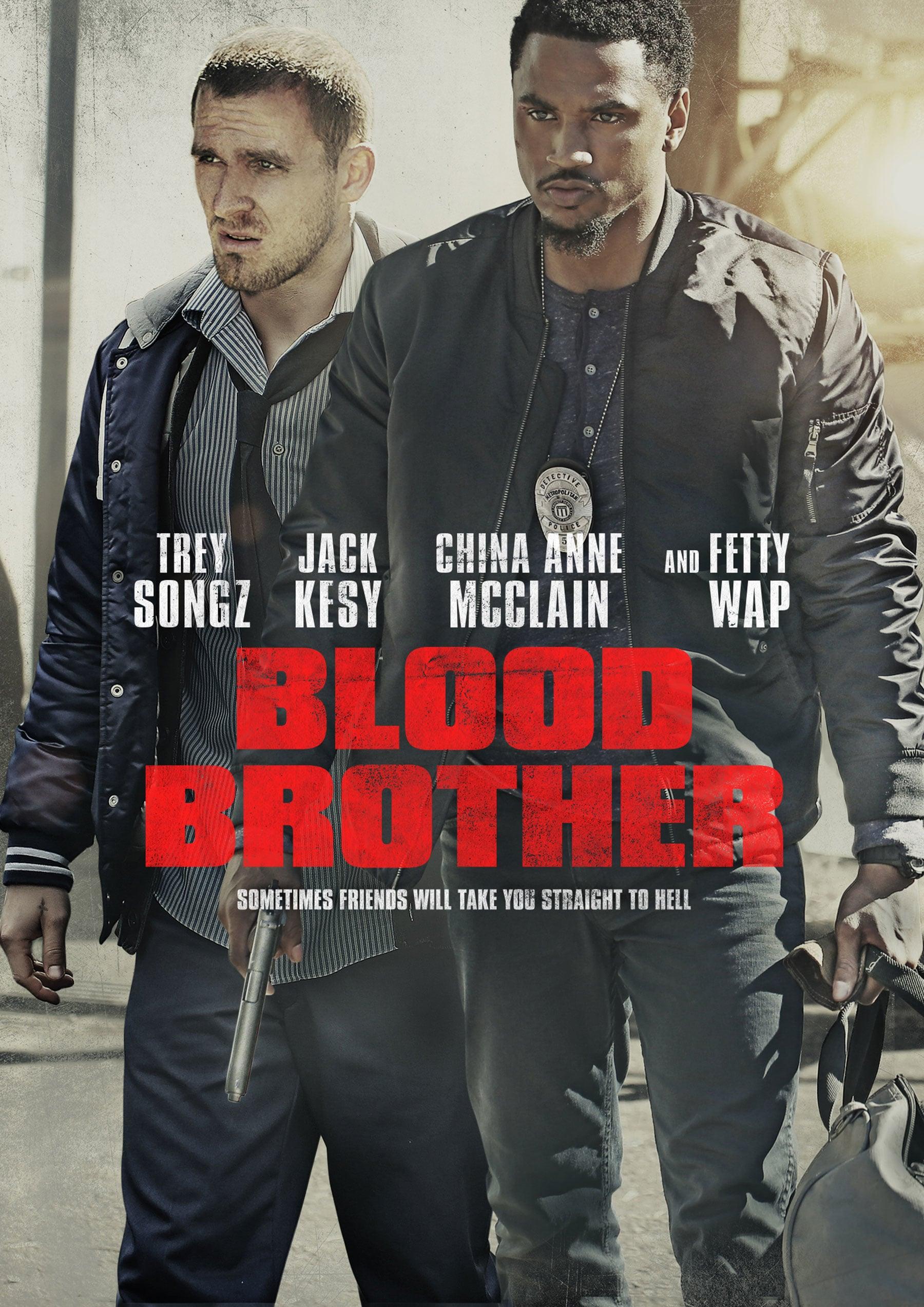 Blood Brother kapak