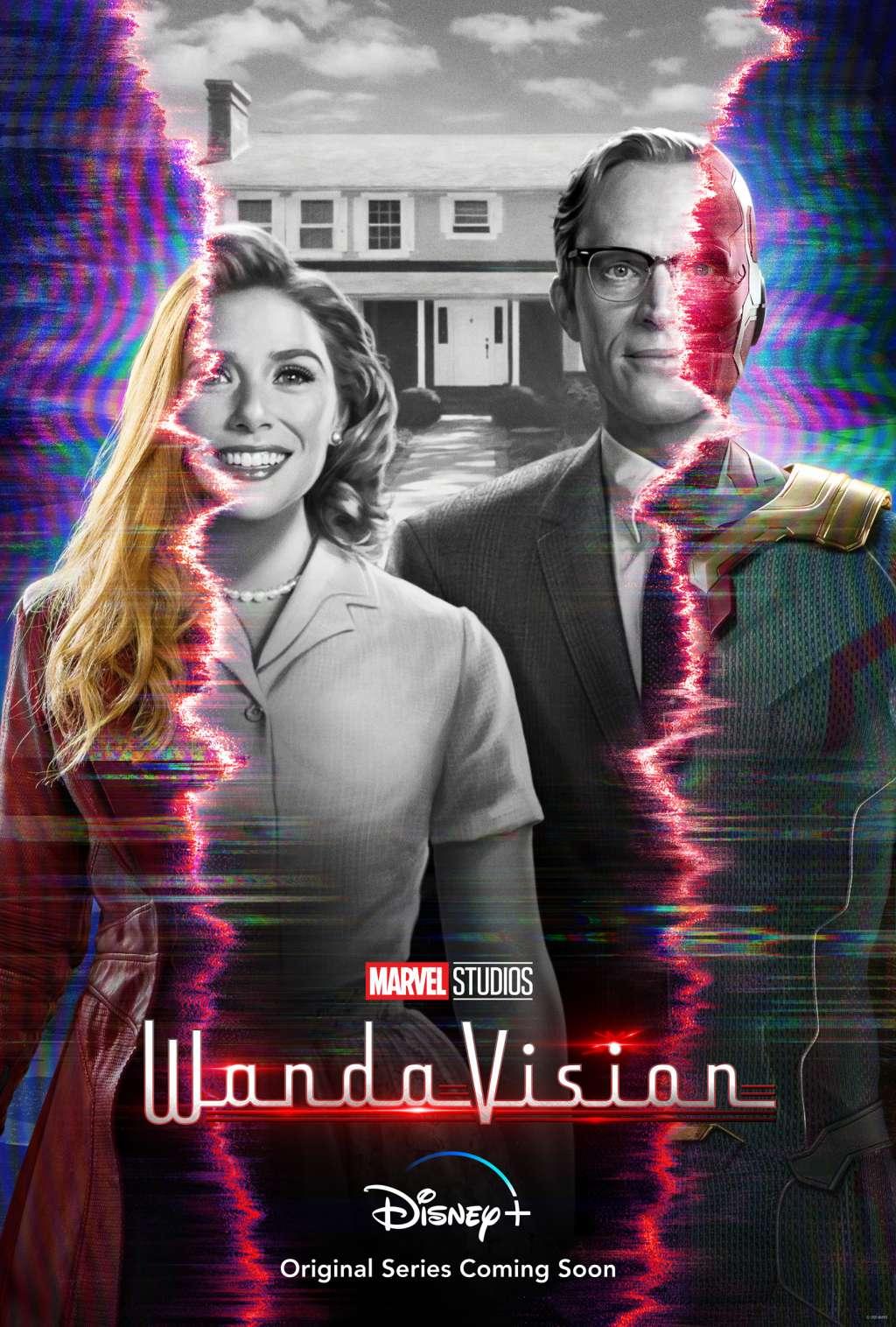 WandaVision kapak