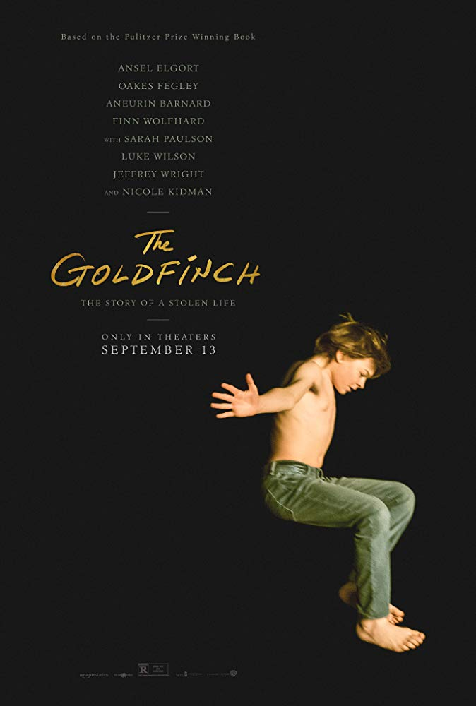 The Goldfinch kapak