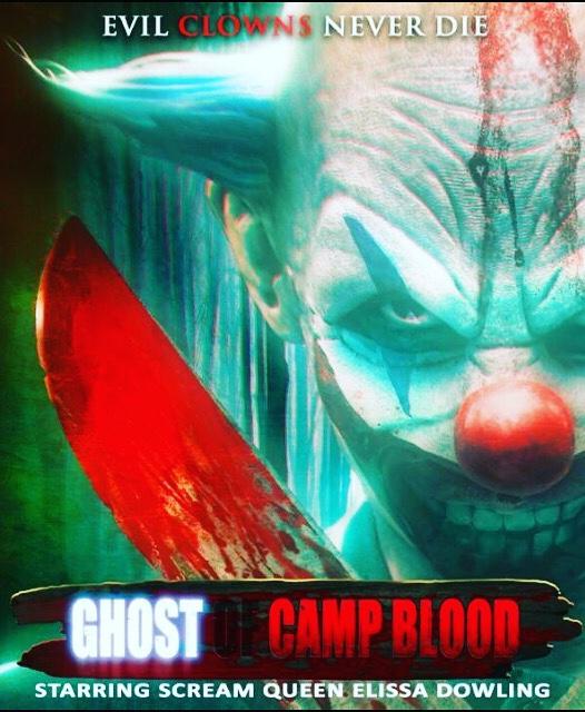 Ghost of Camp Blood kapak