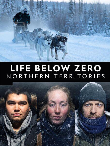 Life Below Zero kapak