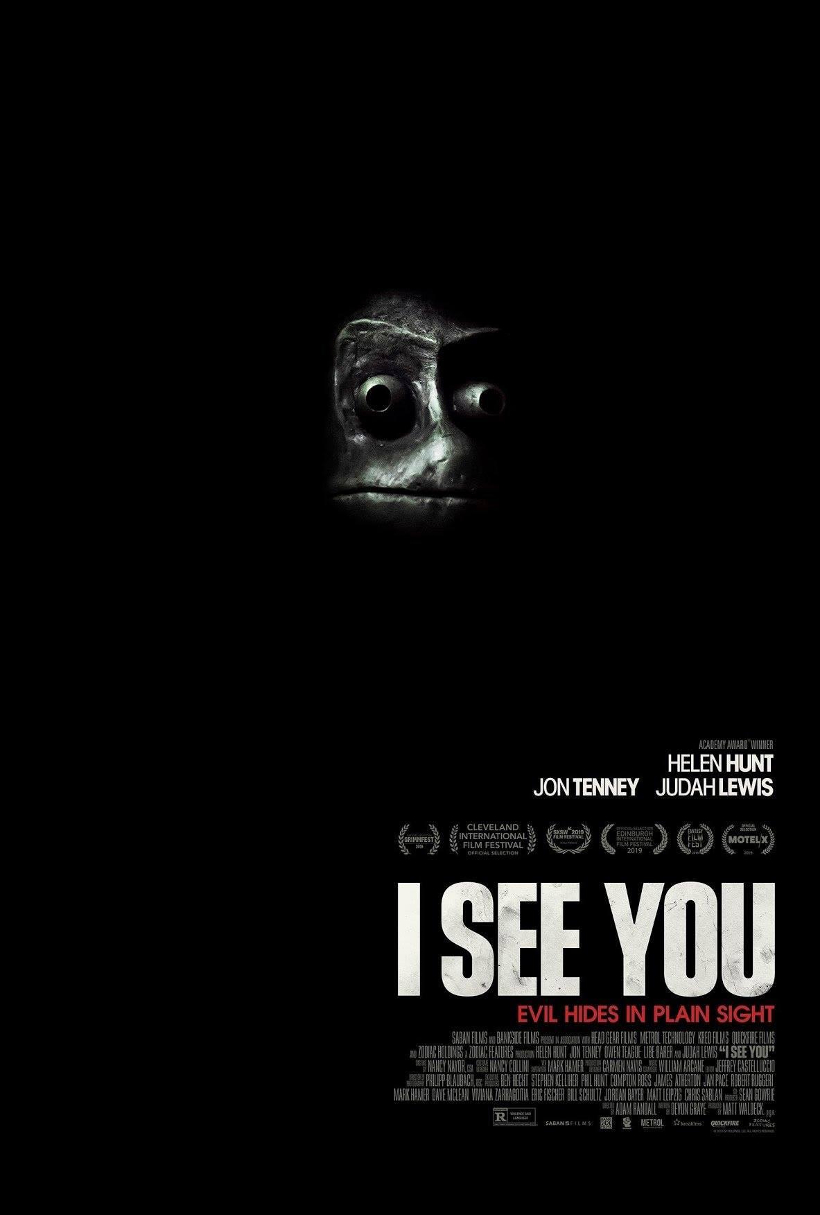 I See You kapak