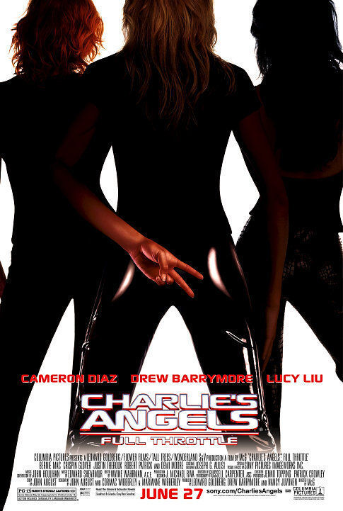 Charlie's Angels: Full Throttle kapak