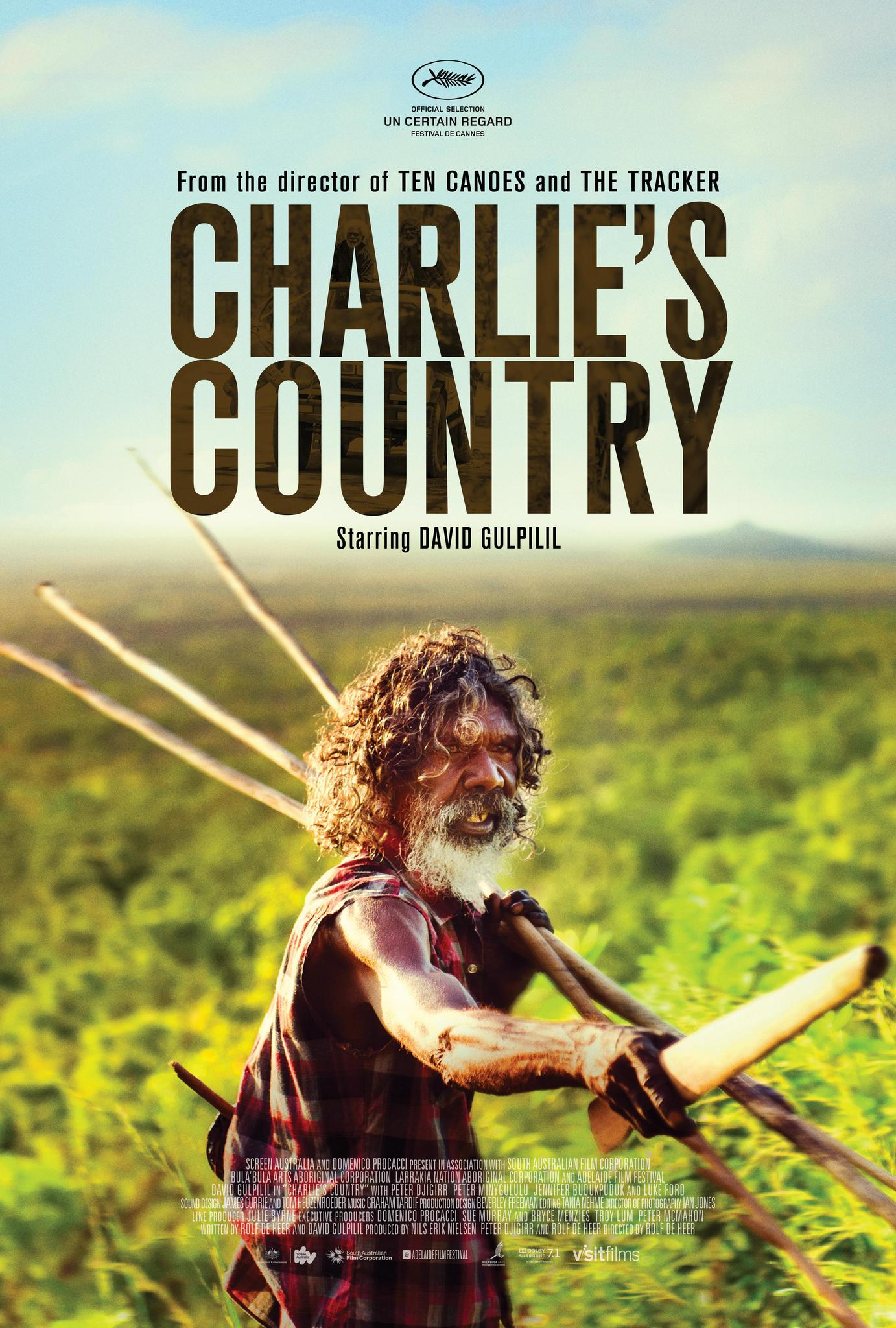 Charlie's Country kapak