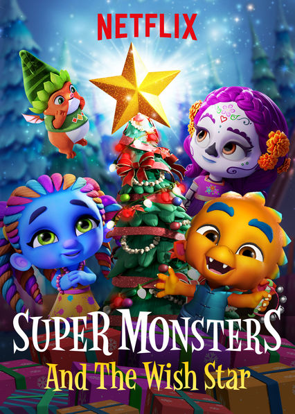 Super Monsters and the Wish Star kapak