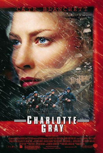 Charlotte Gray kapak