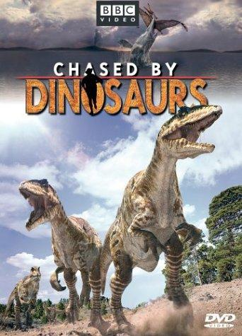 Chased by Dinosaurs kapak