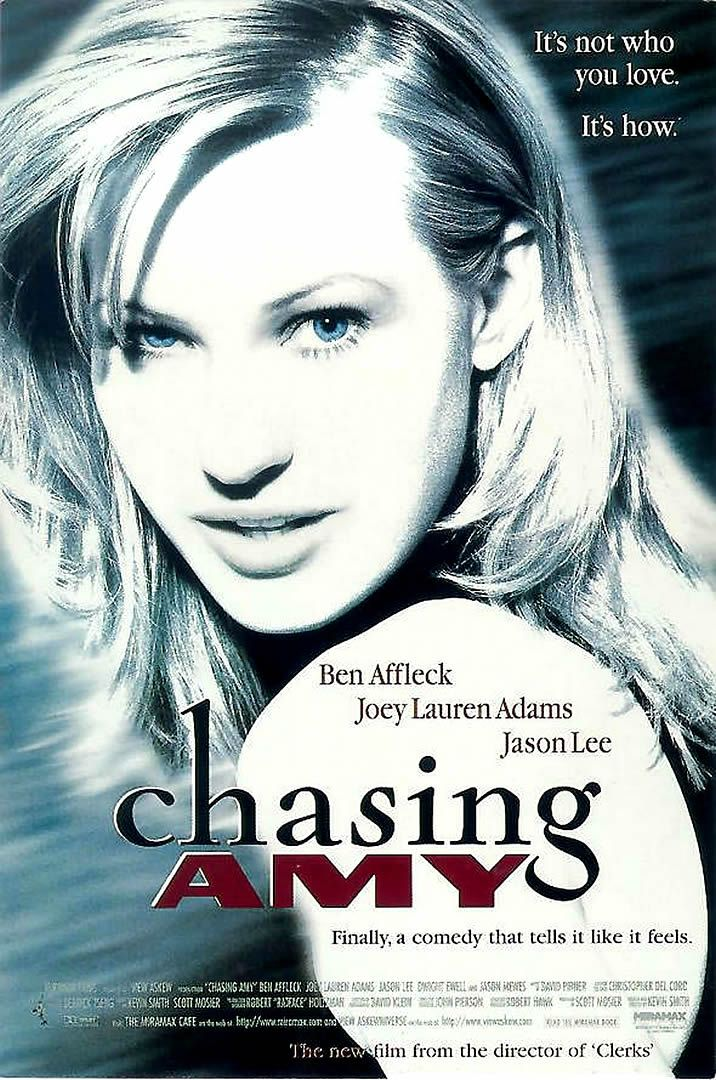Chasing Amy kapak