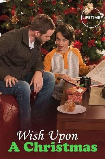 Wish Upon a Christmas kapak