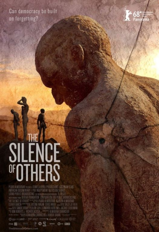 The Silence of Others kapak