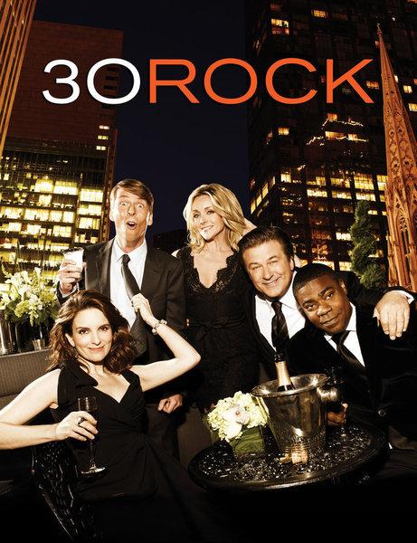 30 Rock kapak