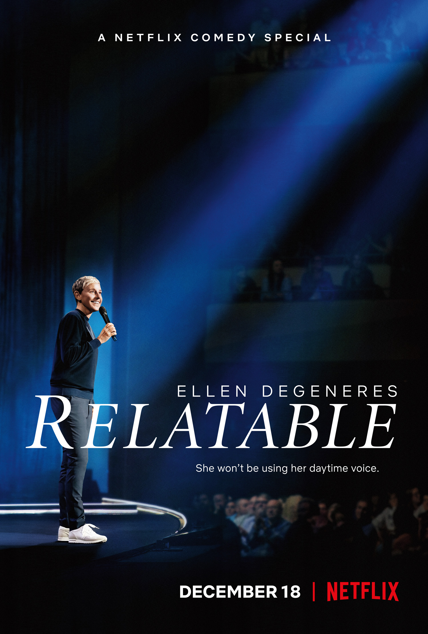 Ellen DeGeneres: Relatable kapak