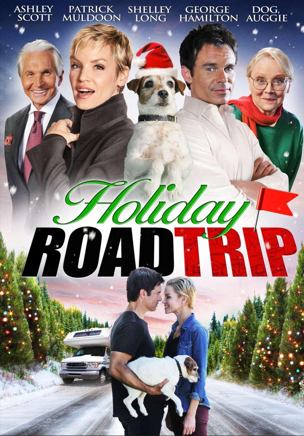 Holiday Road Trip kapak