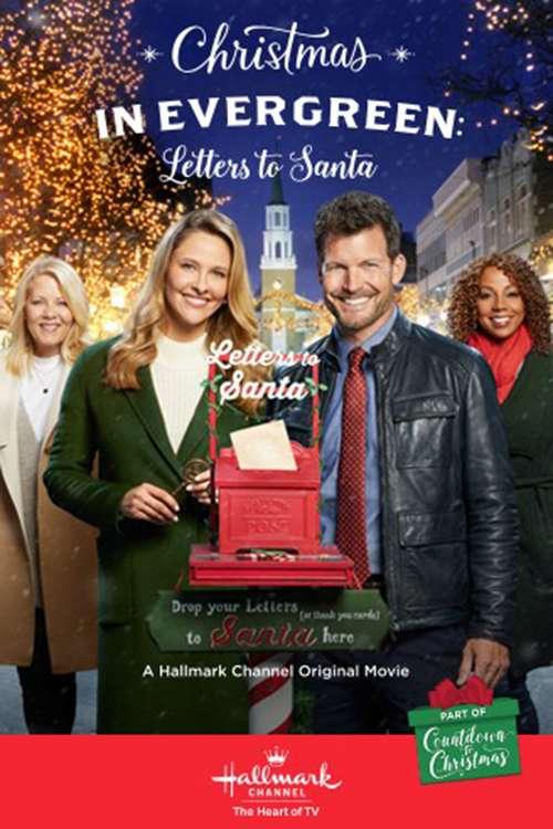 Christmas in Evergreen: Letters to Santa kapak