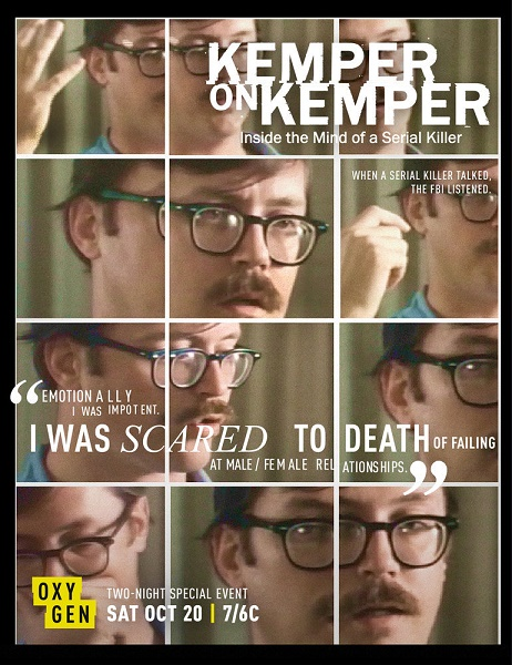 Kemper on Kemper: Inside the Mind of a Serial Killer kapak