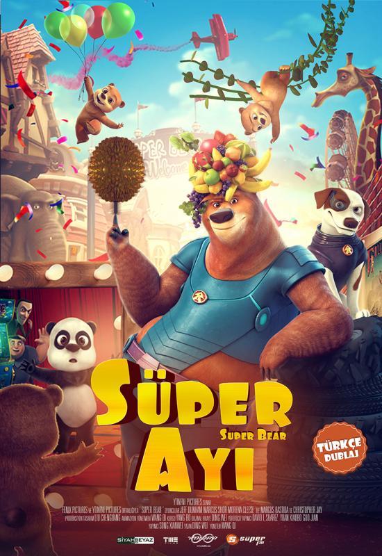 Super Bear kapak
