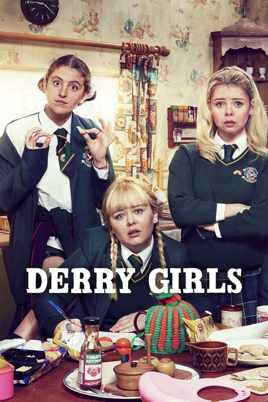Derry Girls kapak
