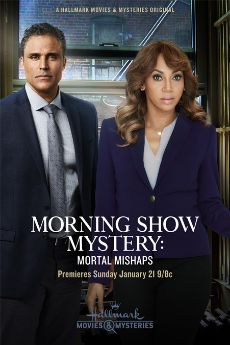 Morning Show Mystery: Mortal Mishaps kapak