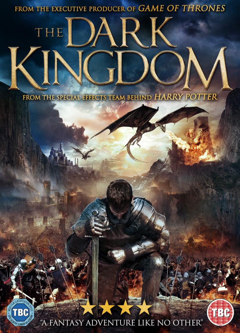 Dragon Kingdom kapak