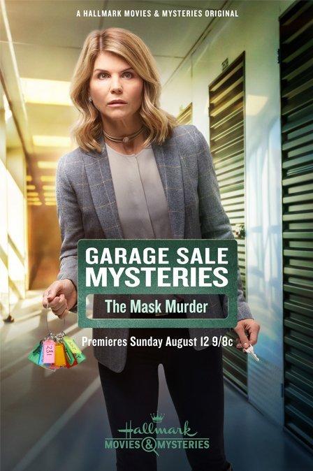Garage Sale Mystery: The Mask Murder kapak