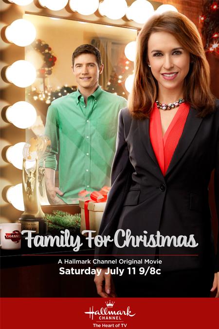 Family for Christmas kapak