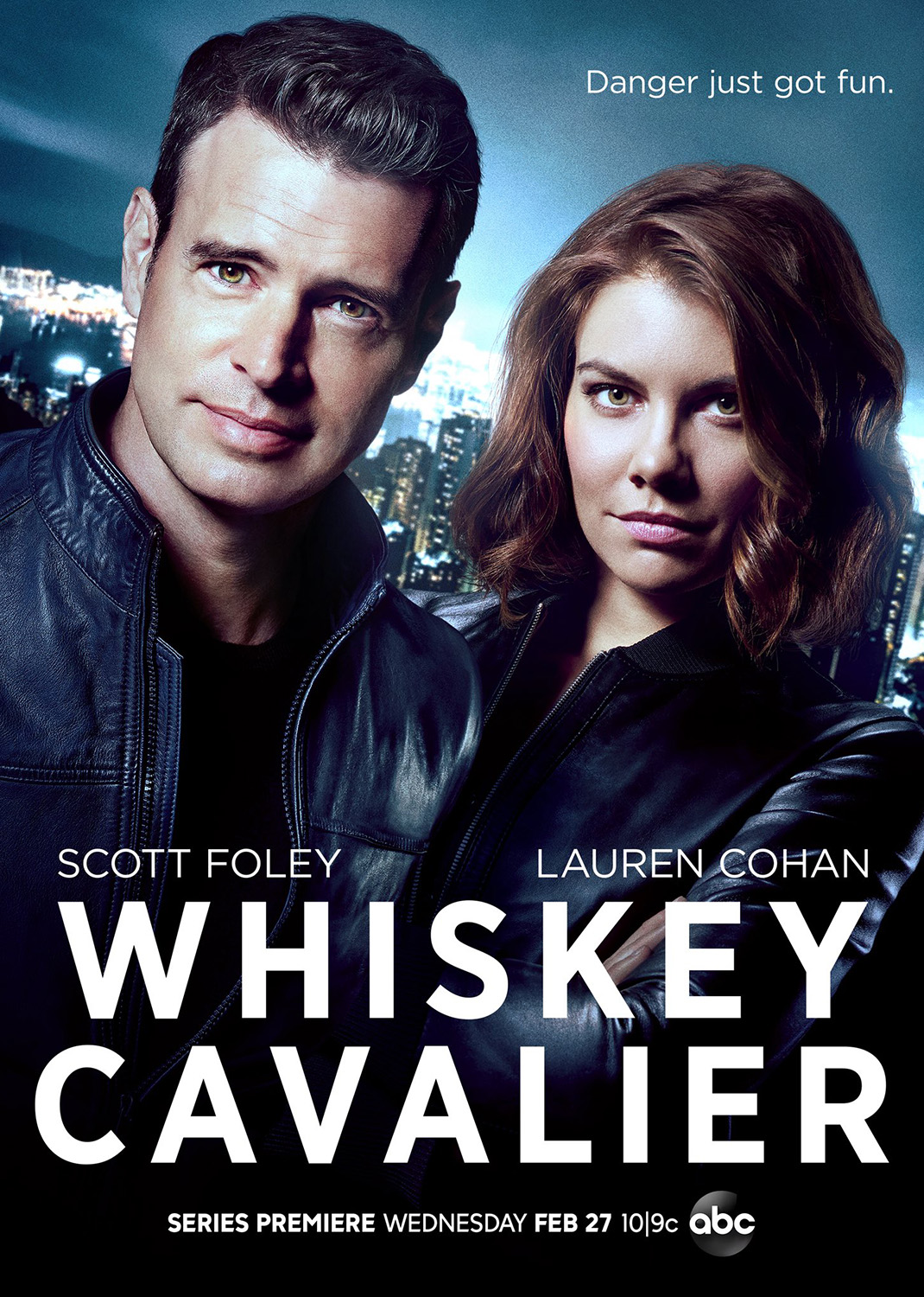 Whiskey Cavalier kapak