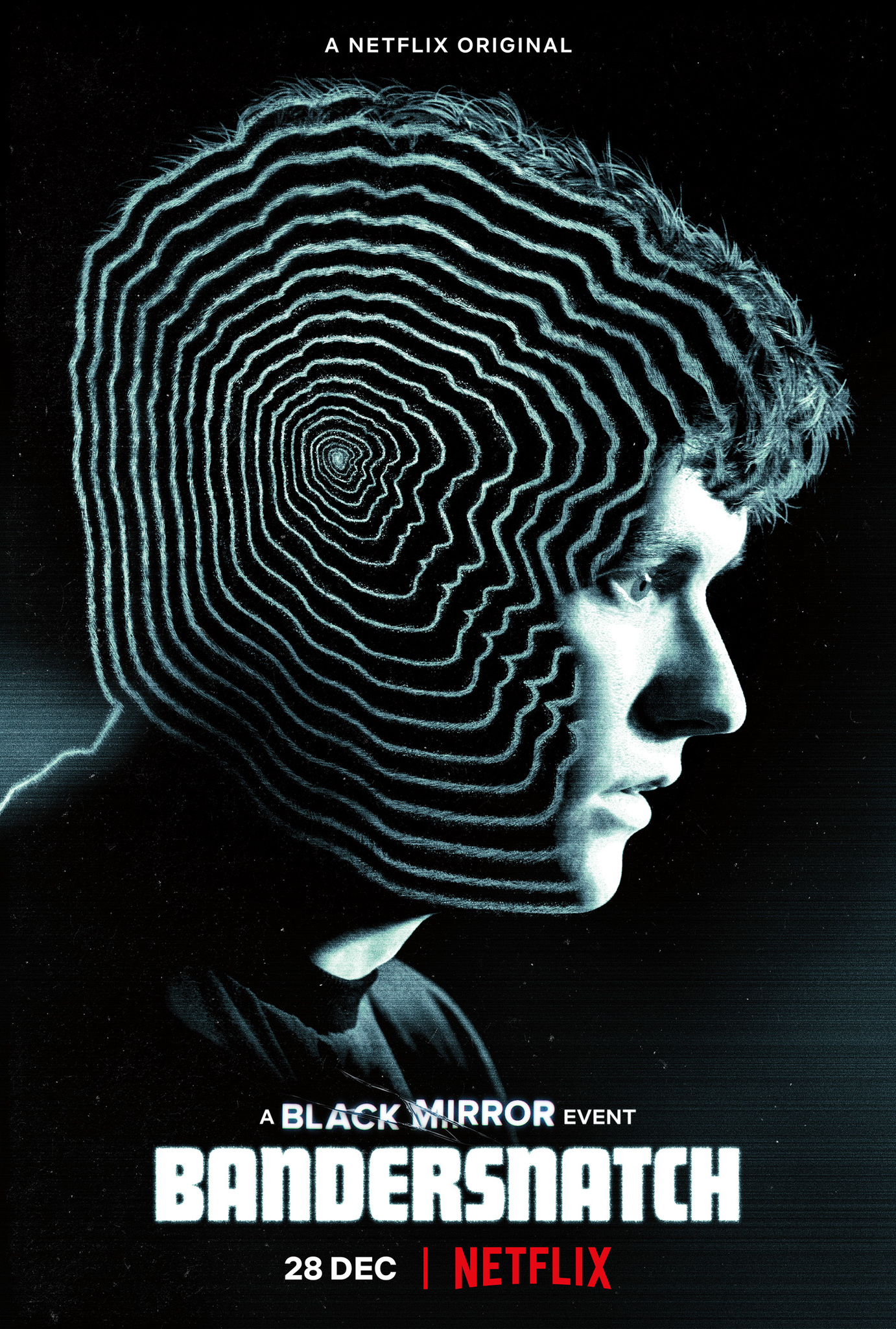 Black Mirror: Bandersnatch kapak