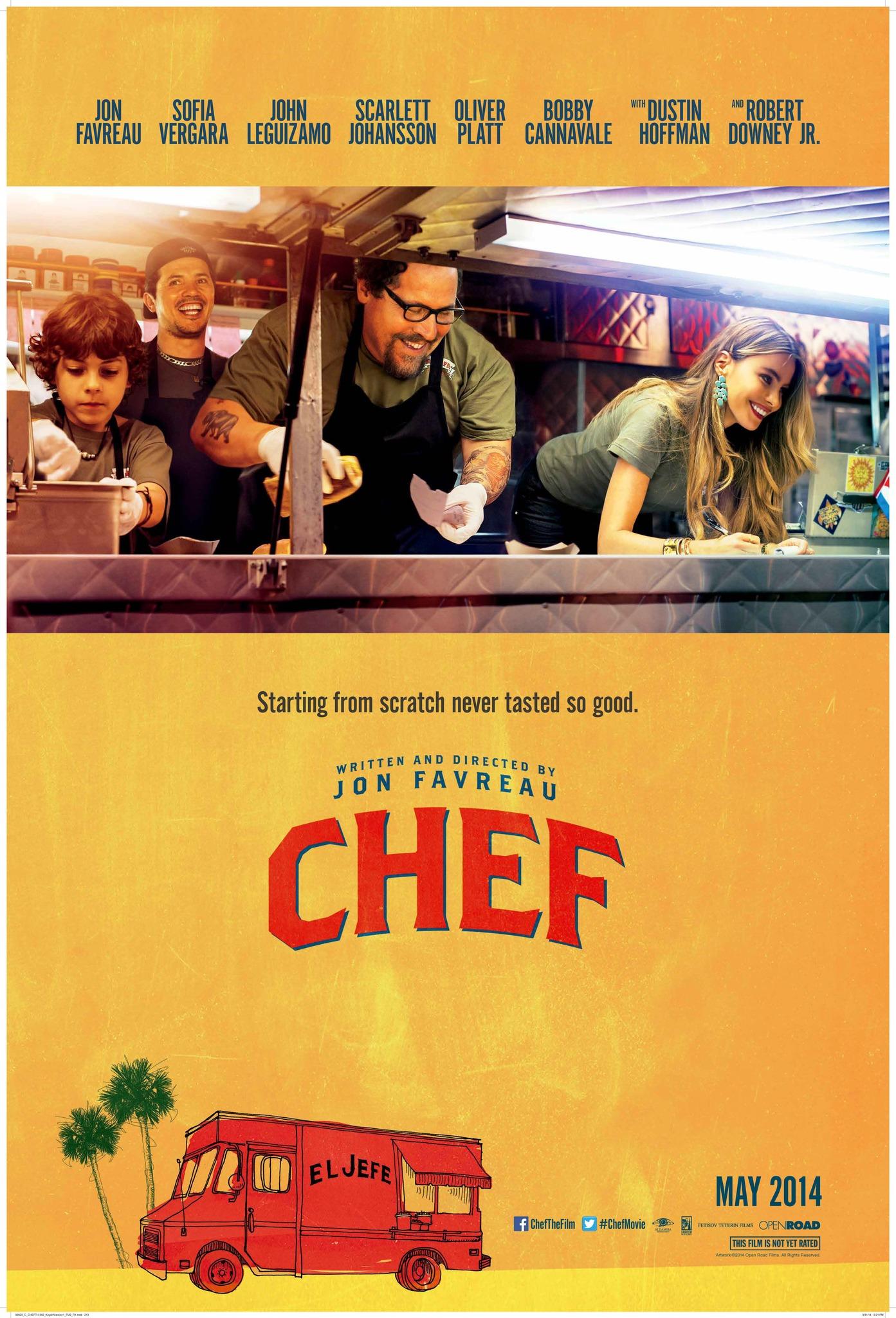 Chef kapak