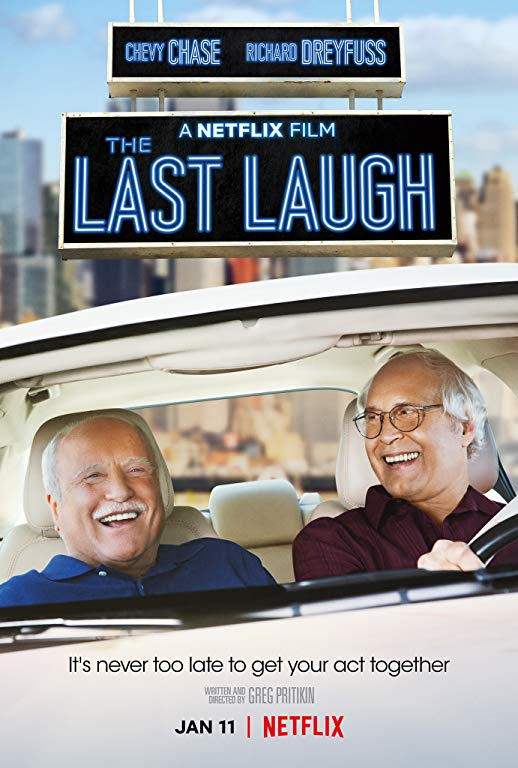 The Last Laugh kapak