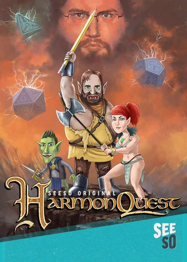 HarmonQuest kapak