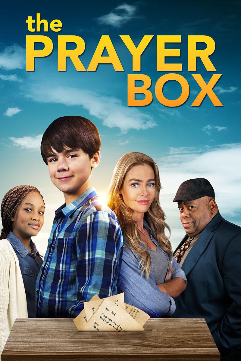 The Prayer Box kapak