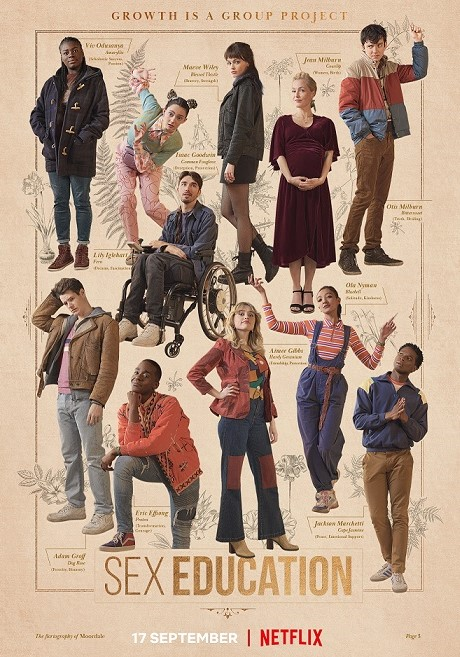 Sex Education kapak