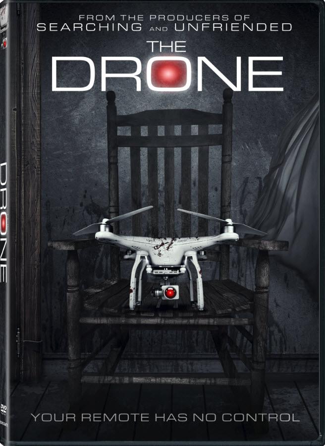 The Drone kapak