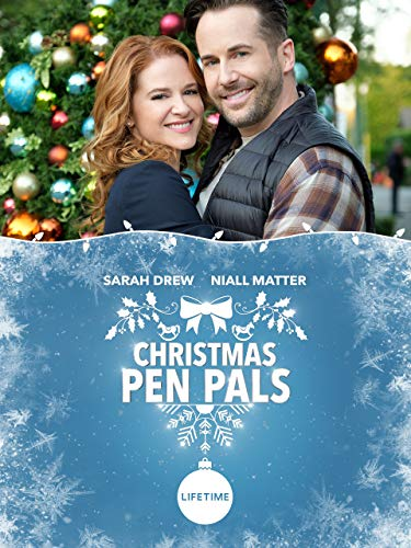 Christmas Pen Pals kapak