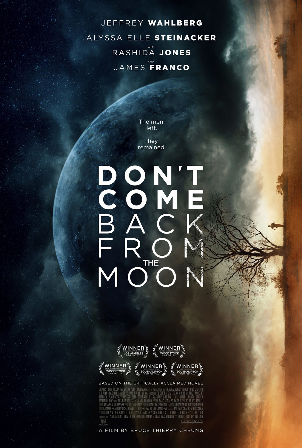 Don't Come Back from the Moon kapak