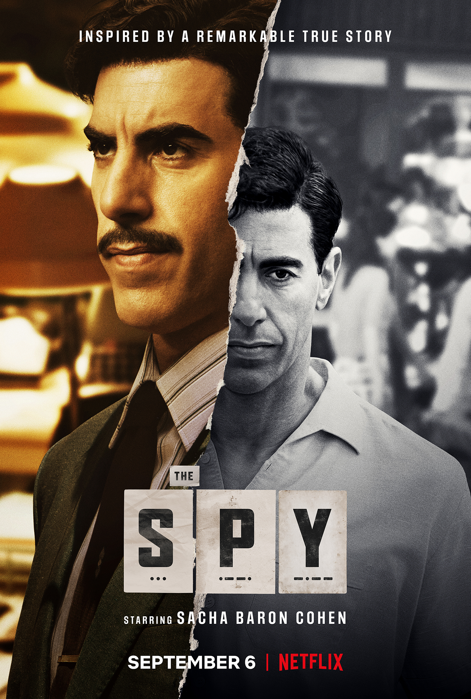 The Spy kapak
