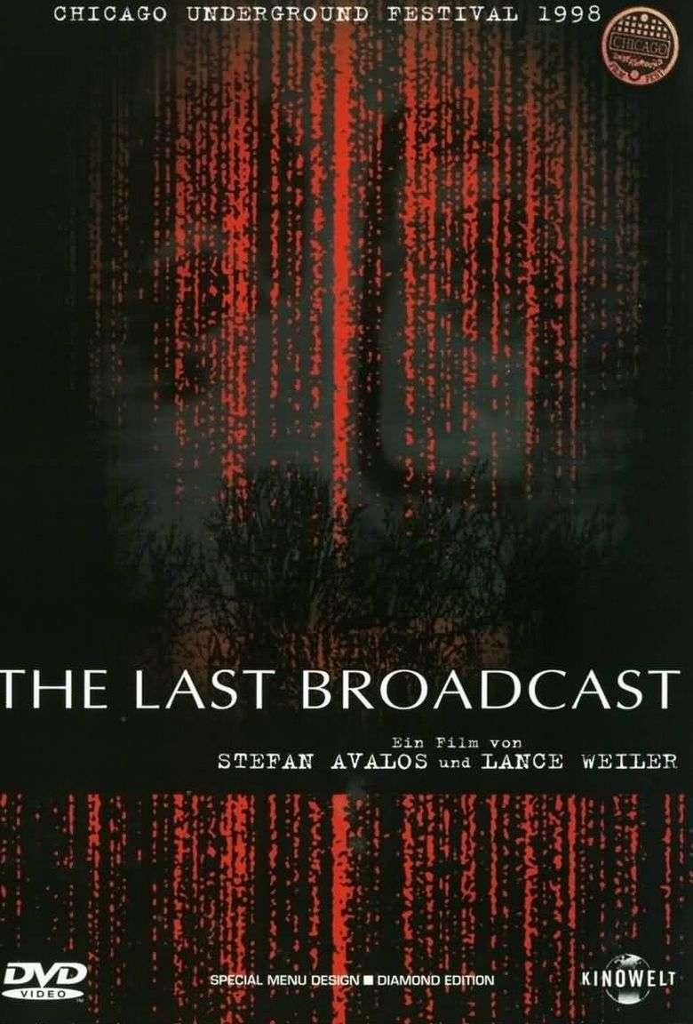 The Last Broadcast kapak