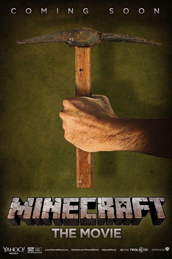 Minecraft the First Movie kapak