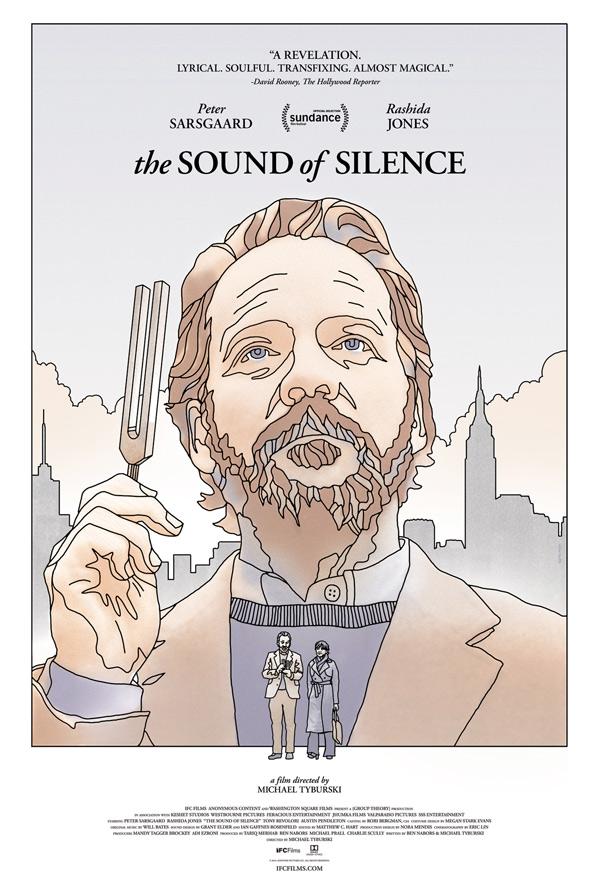 The Sound of Silence kapak