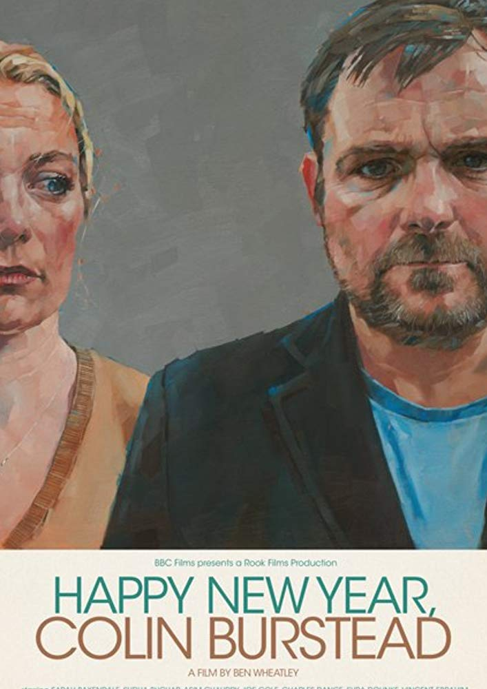 Happy New Year, Colin Burstead kapak