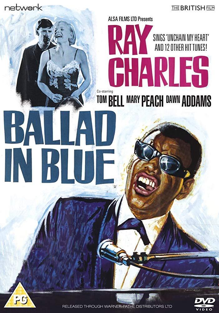 Ballad in Blue kapak