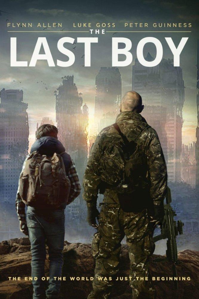 The Last Boy kapak