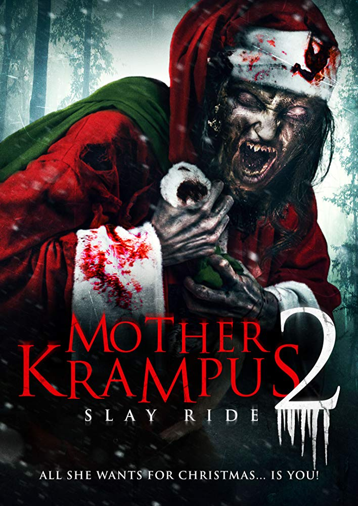 Mother Krampus 2: Slay Ride kapak